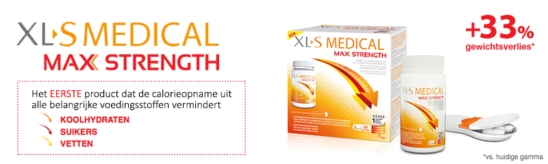 XLS Medical Max Strength